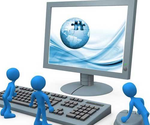 خدمات کامپیوتری در میدان کاج