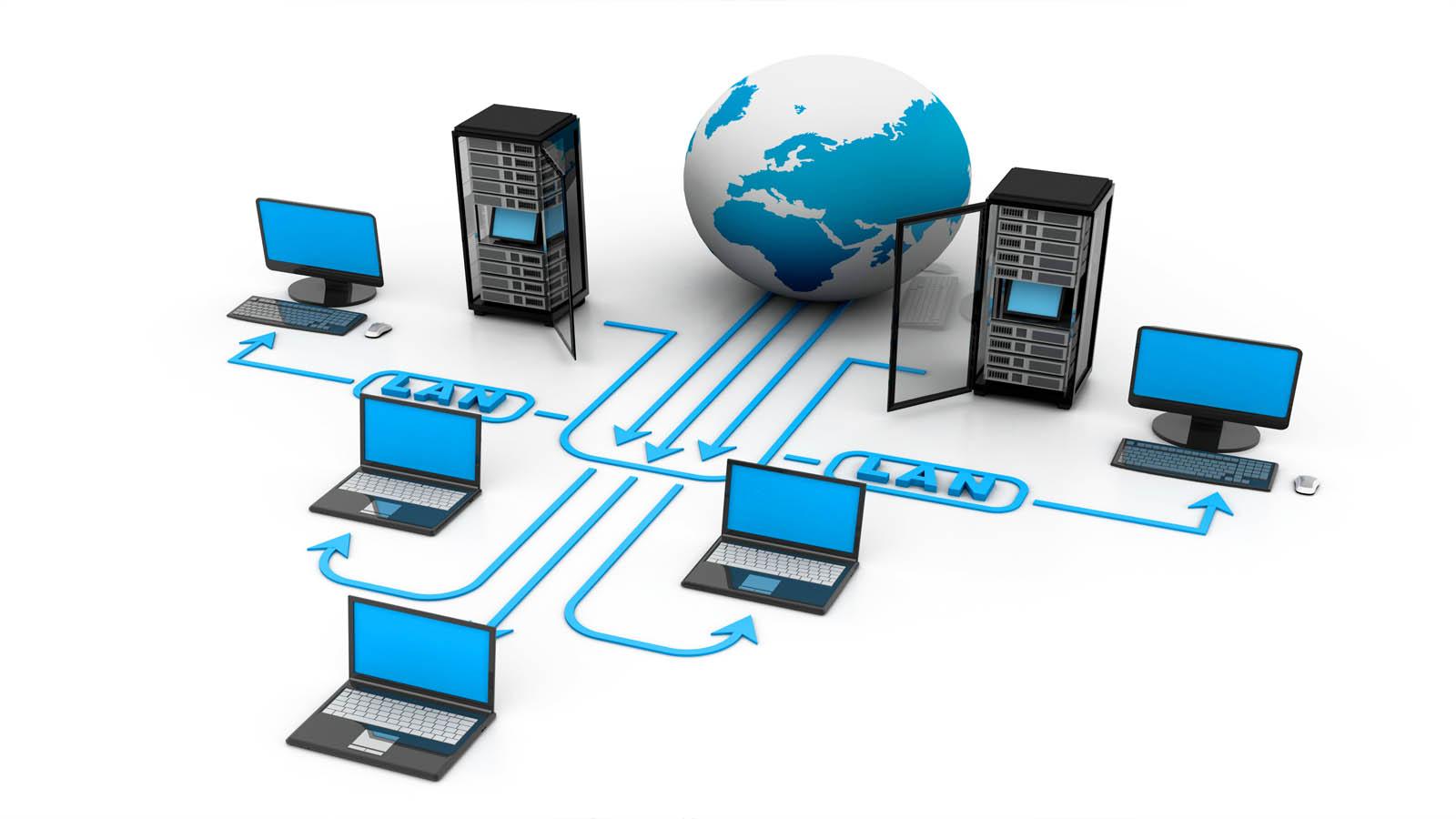 کاربرد شبکه های کامپیوتری