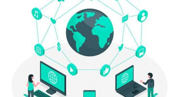 کاربردهای تجاری شبکه - کاربرد شبکه های کامپیوتری