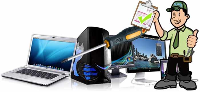 خدمات کامپیوتر در غرب تهران