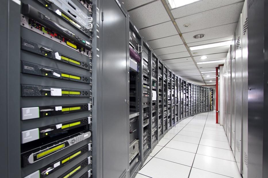 شرکت خدمات پشتیبانی شبکه