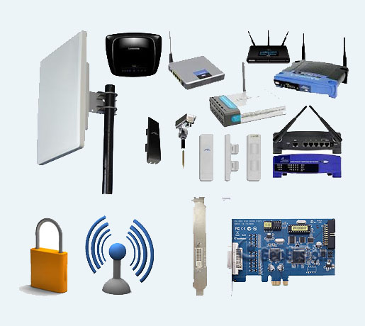 با تجهیزات شبکه بیشتر آشنا شوید