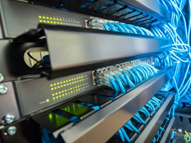 انواع شبکه کامپیوتری