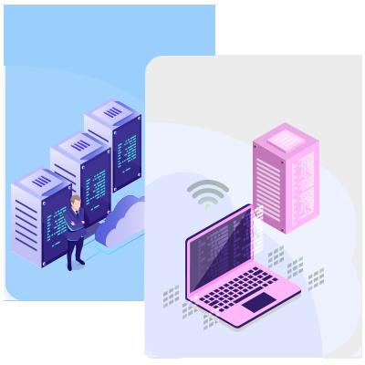 خدمات پشتیبانی شبکه های کامپیوتری