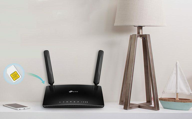 مواردی که اینترنت TD-LTE