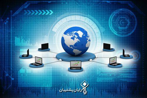 خدمات شبکه کامپیوتری تهران