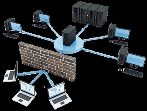 نمونه قرارداد پشتیبانی شبکه