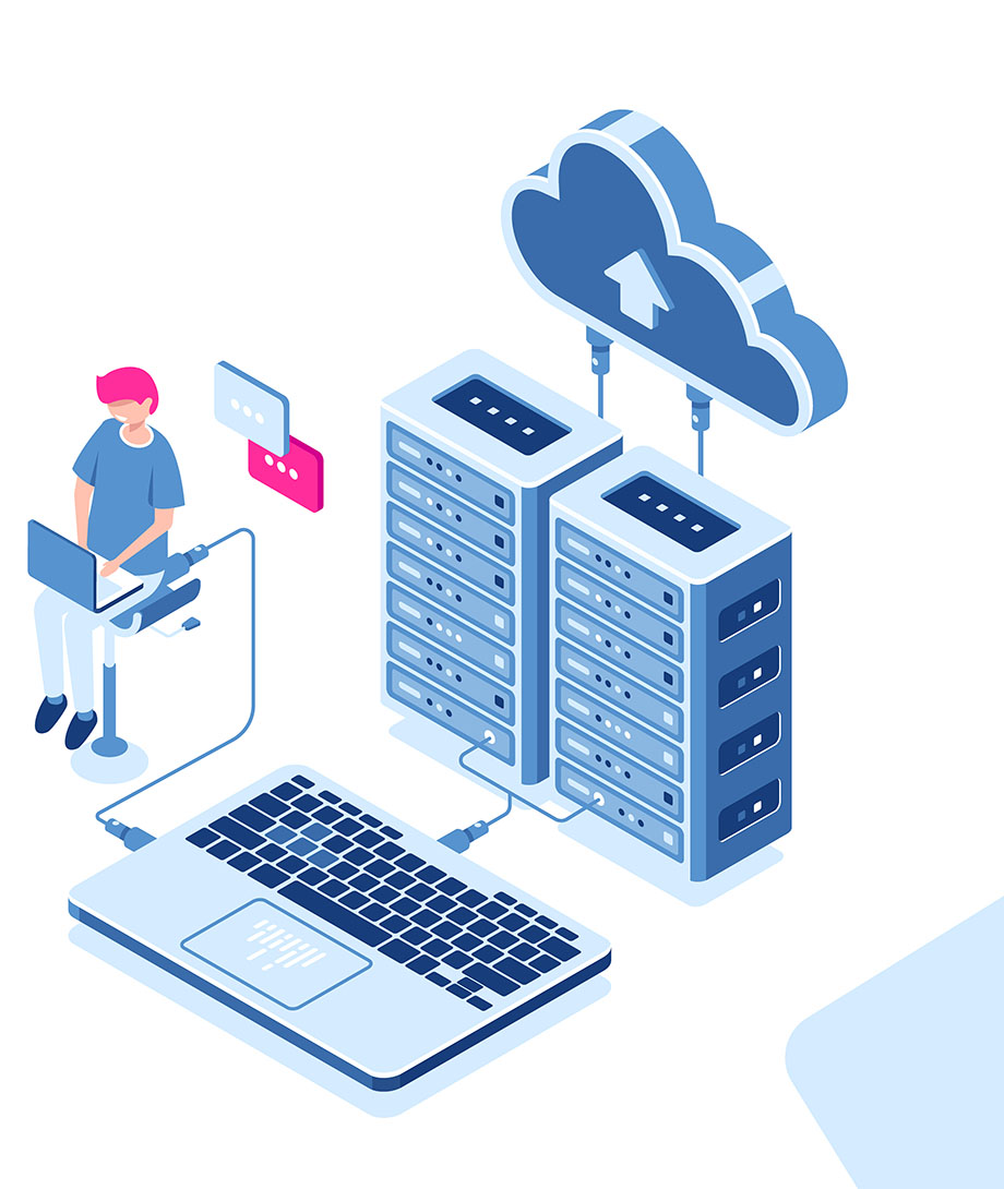ارائه انواع خدمات شبکه