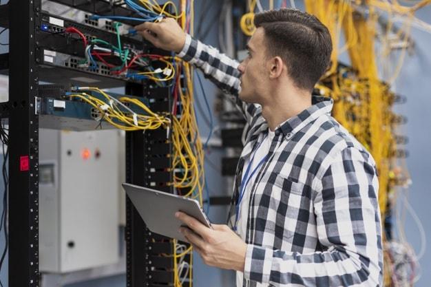 هزینه راه اندازی شبکه کامپیوتری