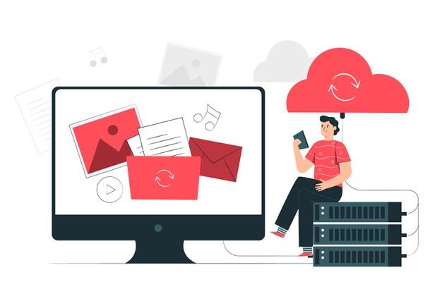 انواع ذخیره سازی اطلاعات در شبکه چیست؟