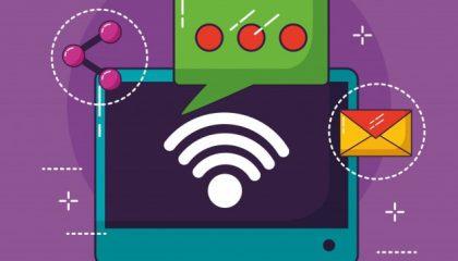 اجرای شبکه LAN
