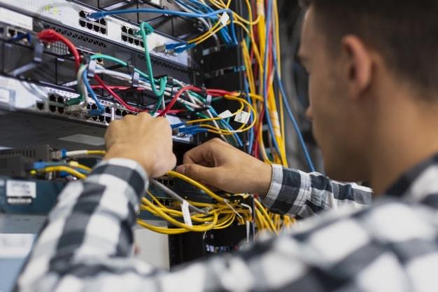 مراحل اجرای شبکه LAN