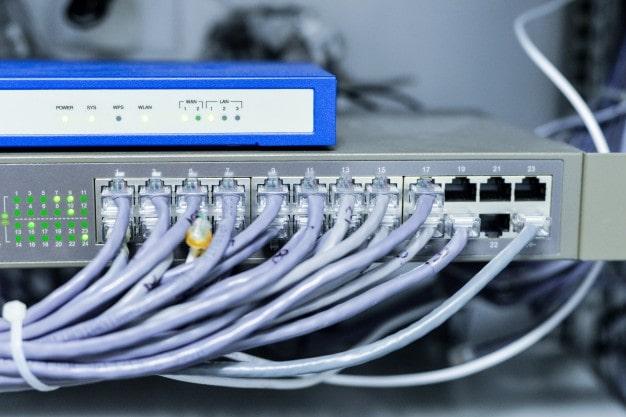 نحوه استفاده از سوئیچ شبکه
