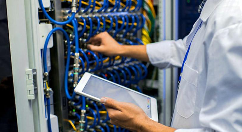 پشتیبانی فنی از شبکه